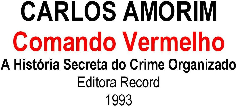 Secreta do Crime