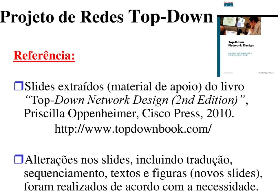 2010. http://www.topdownbook.