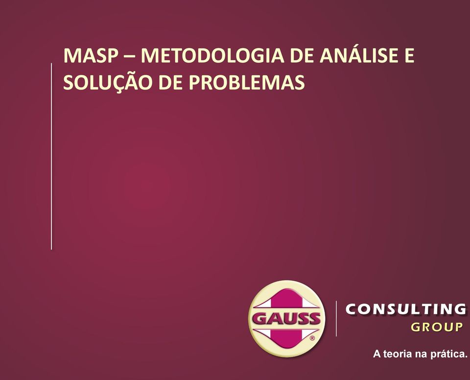 PROBLEMAS CONSULTING G