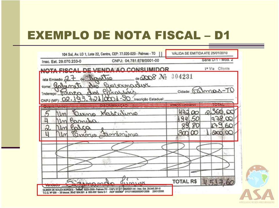 FISCAL D1