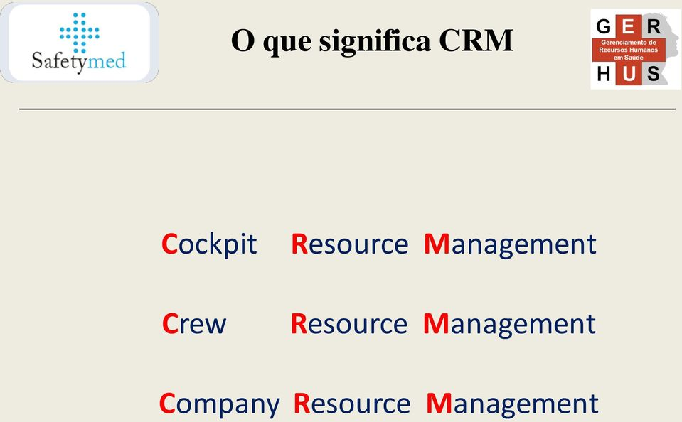 Management Resource