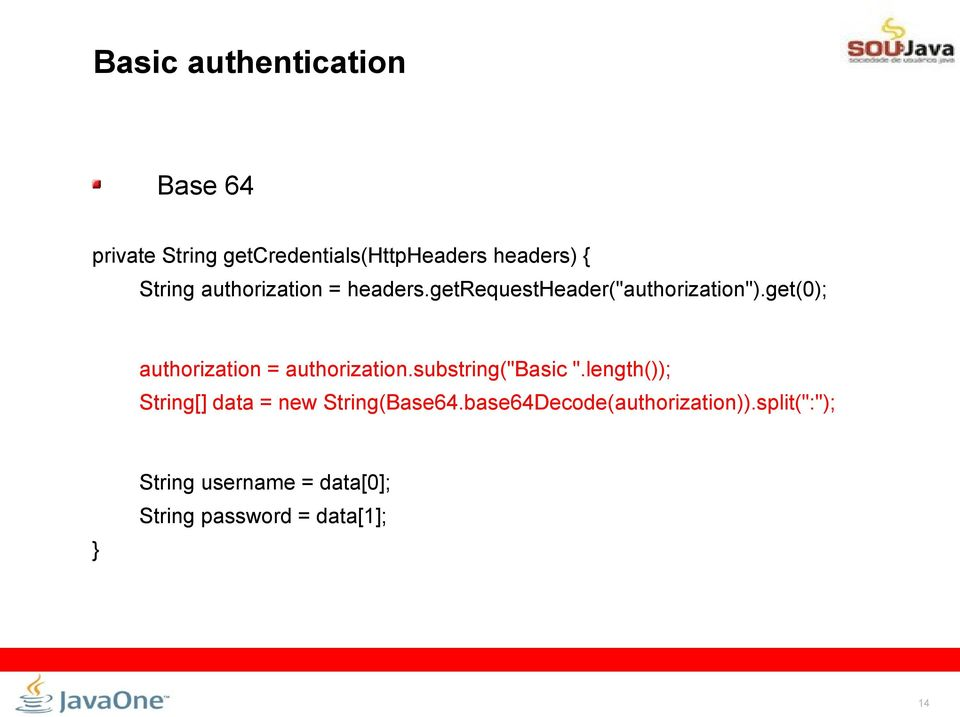 "get(0); authorization = authorization.substring(""basic ""."