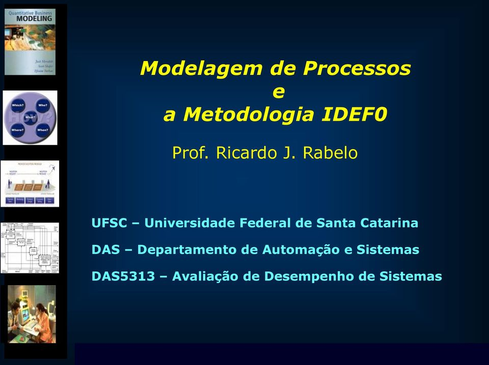 Rabelo UFSC Universidade Federal de