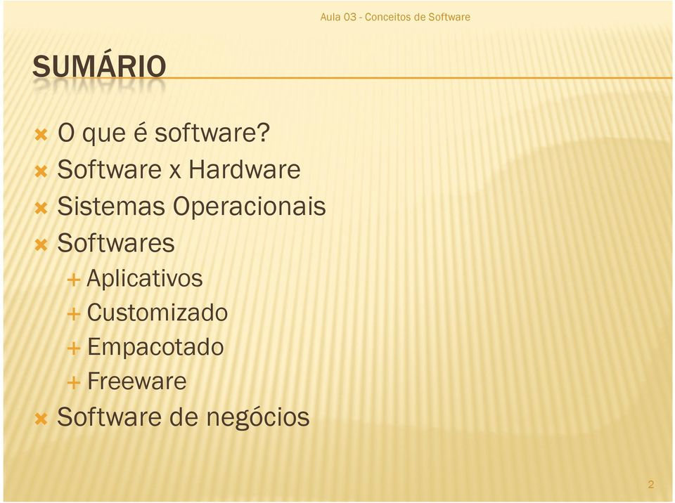Operacionais Softwares Aplicativos