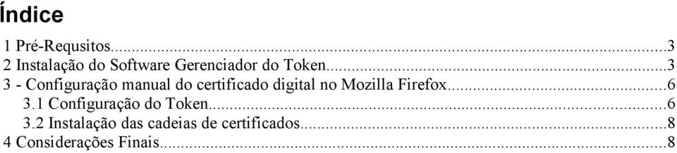 ..3 3 - Configuração manual do certificado digital no Mozilla