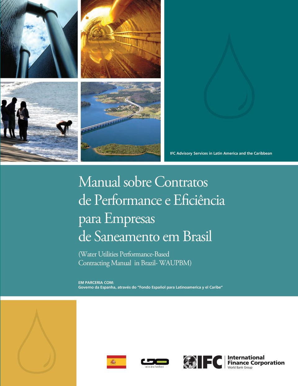 (Water Utilities Performance-Based Contracting Manual in Brazil- WAUPBM) EM