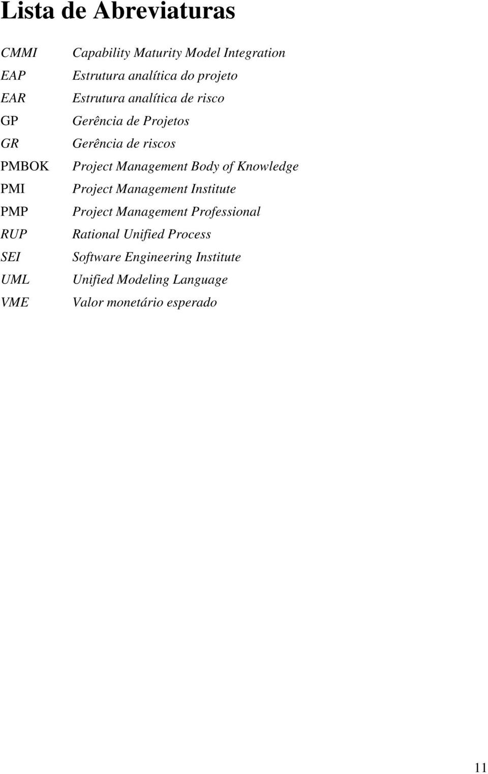 de riscos Project Management Body of Knowledge Project Management Institute Project Management