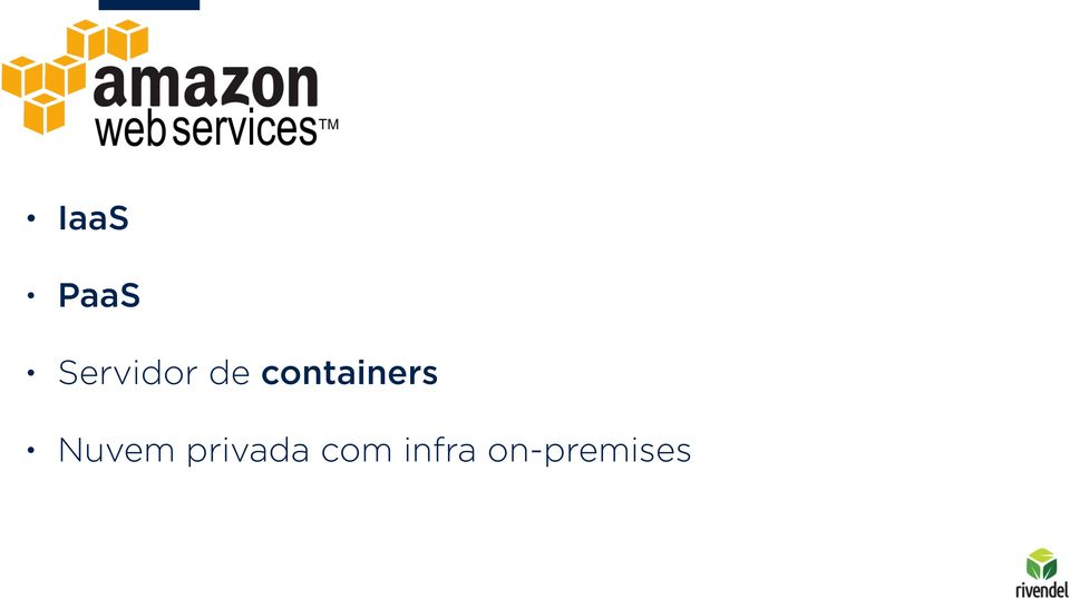 containers Nuvem
