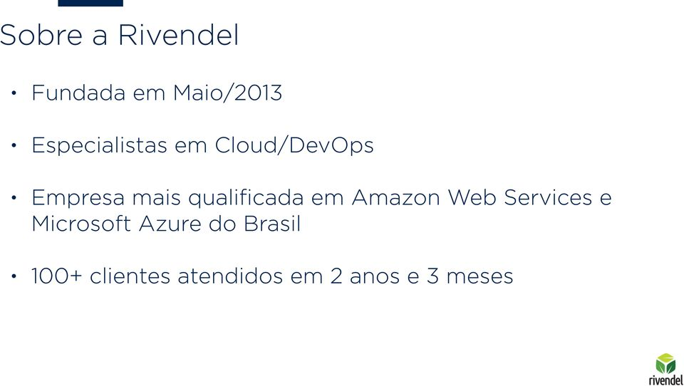 qualificada em Amazon Web Services e Microsoft