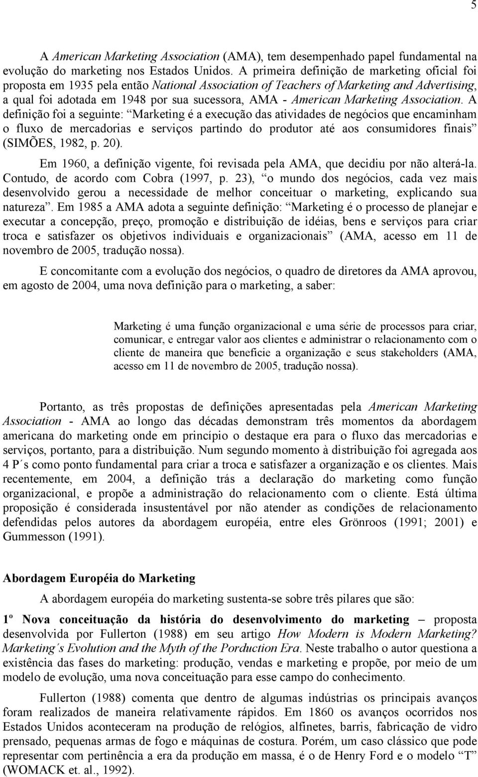 Marketing Association.