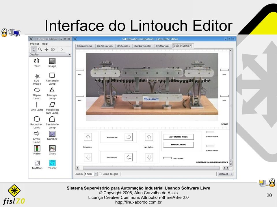 Lintouch