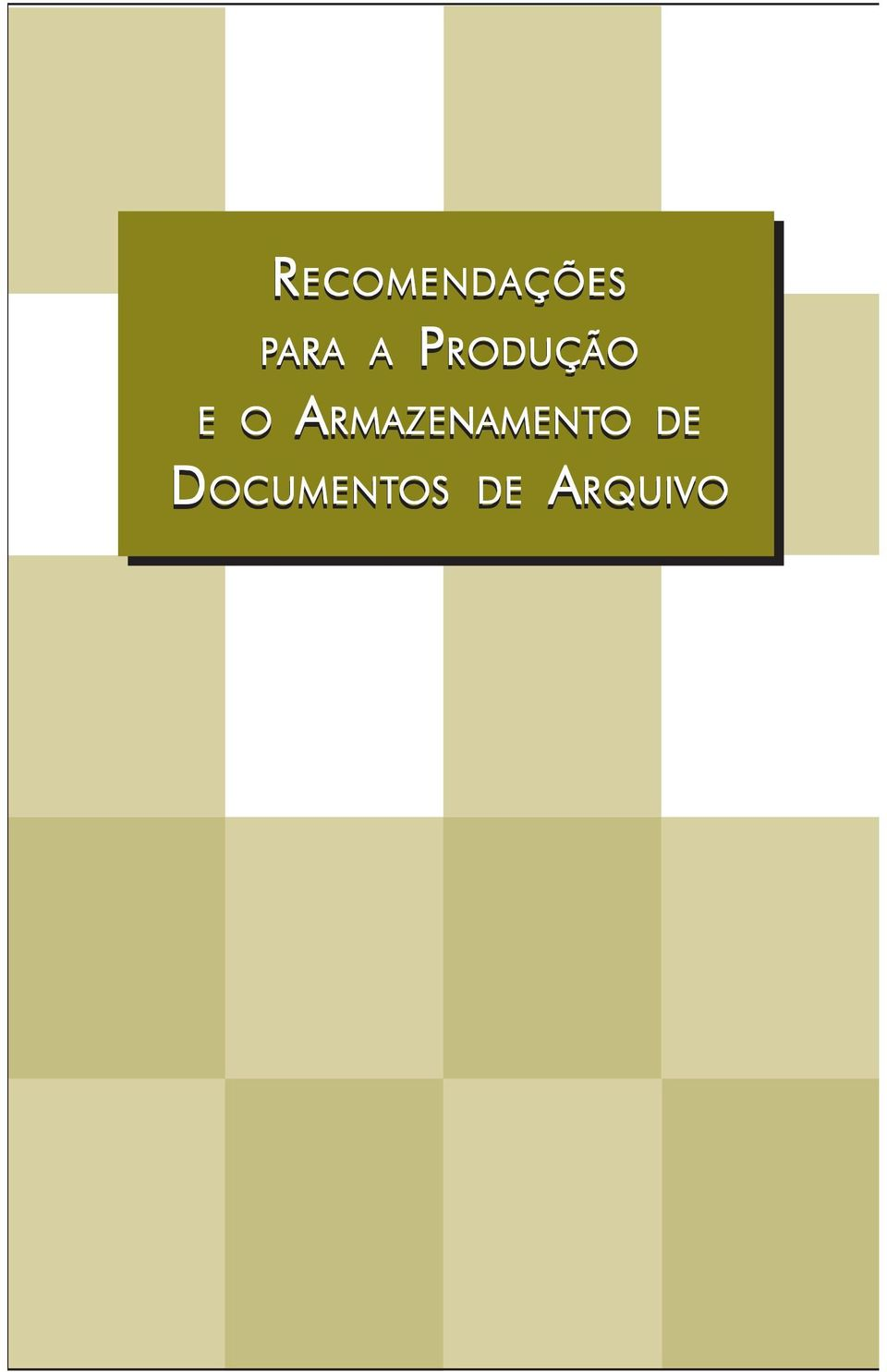 RMAZENAMENTO DE DOCUMENT