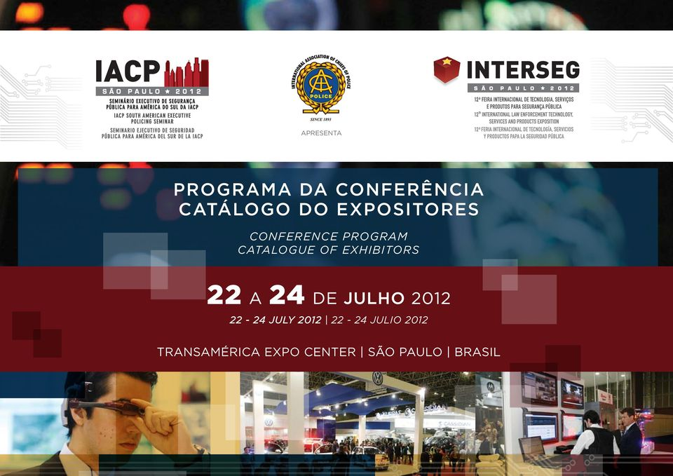 EXPOSITORES CONFERENCE