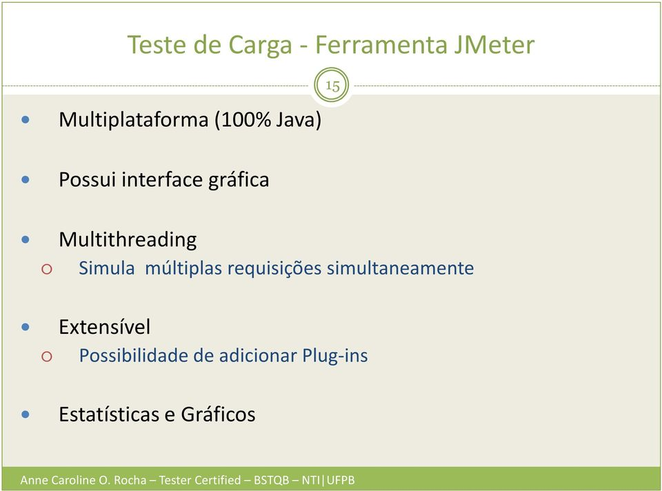 Multithreading Simula múltiplas requisições