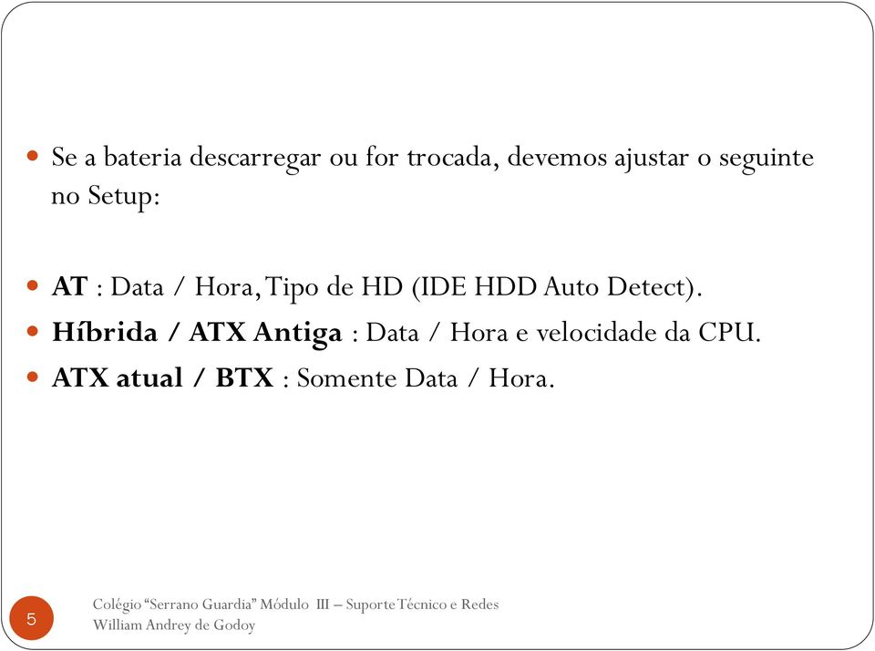 HDD Auto Detect).