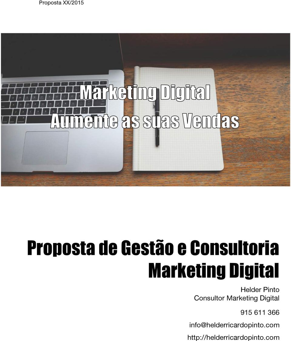 Consultor Marketing Digital 915 611 366