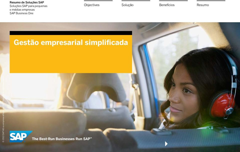 empresas SAP Business One