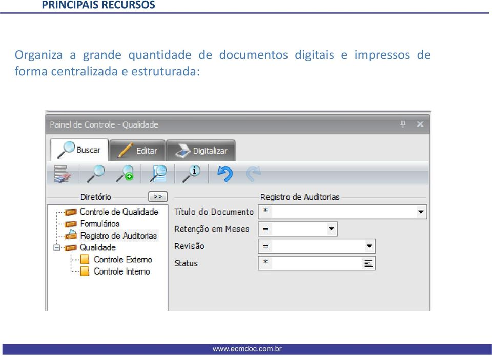 documentos digitais e
