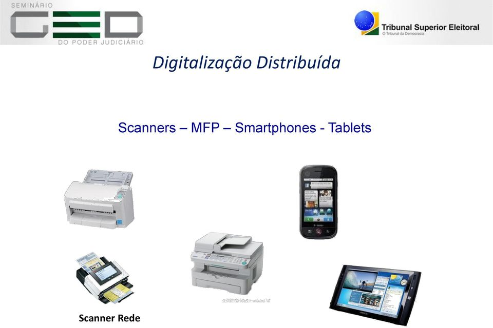 Scanners MFP