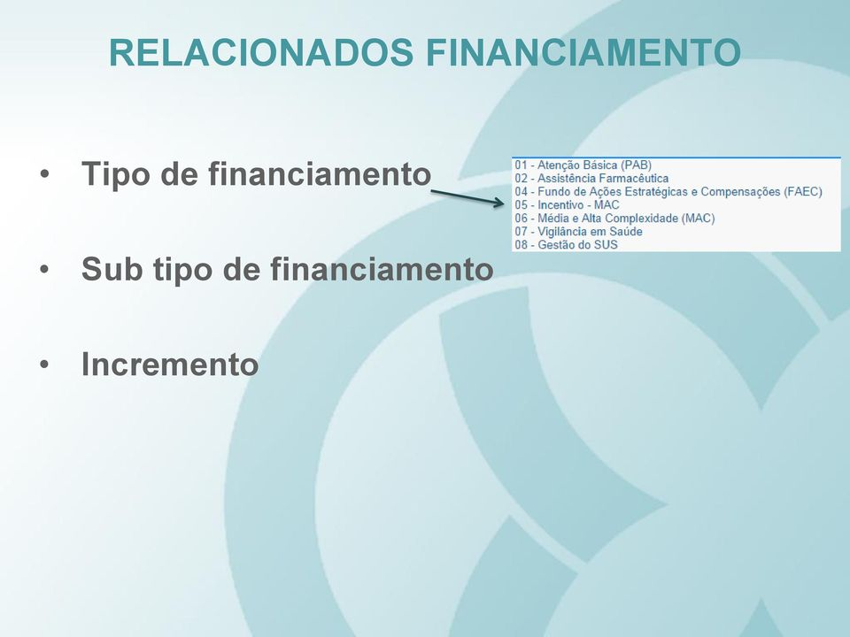 financiamento Sub