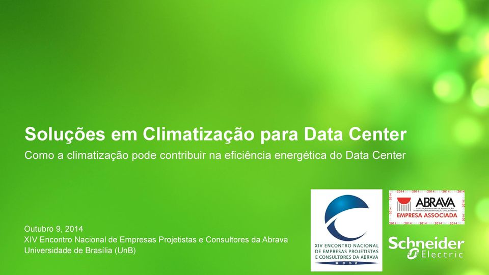 eficiência energética do Data Center