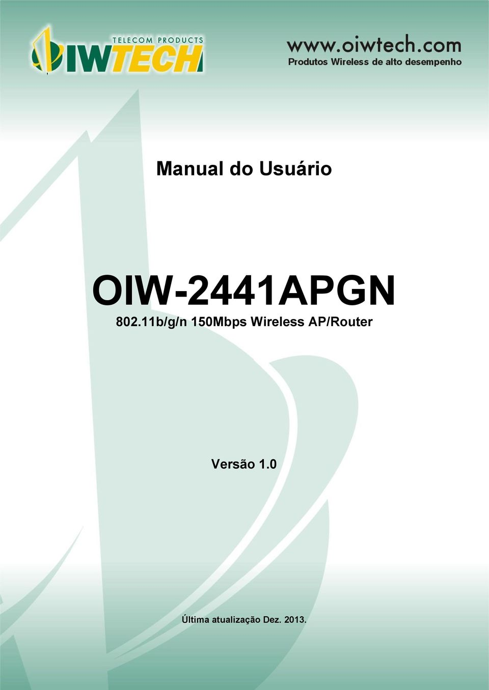 11b/g/n 150Mbps Wireless