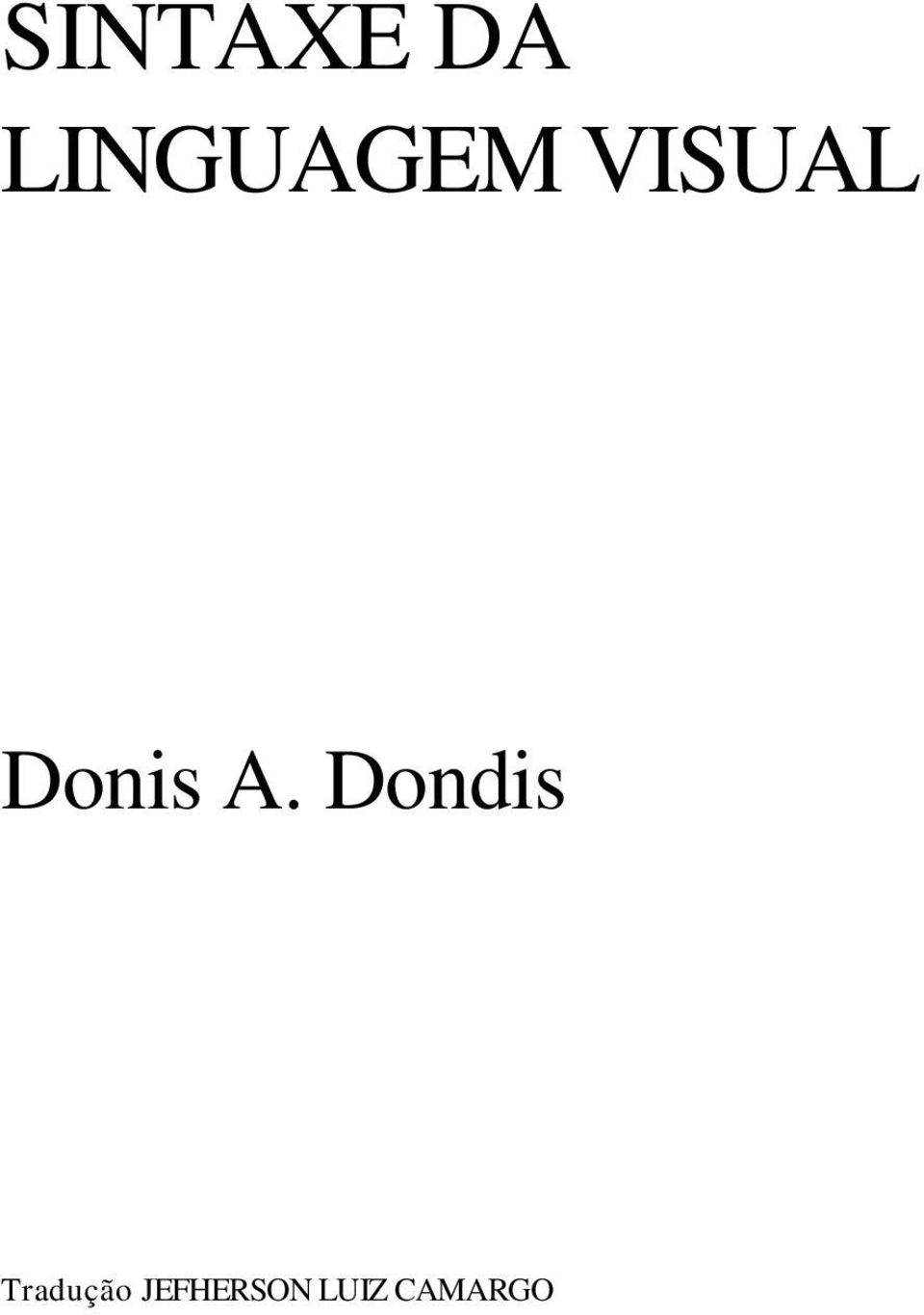 Donis A.