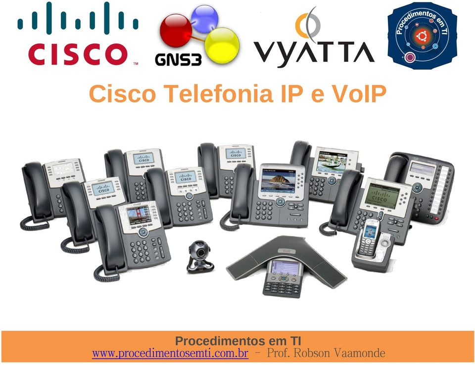 IP e VoIP