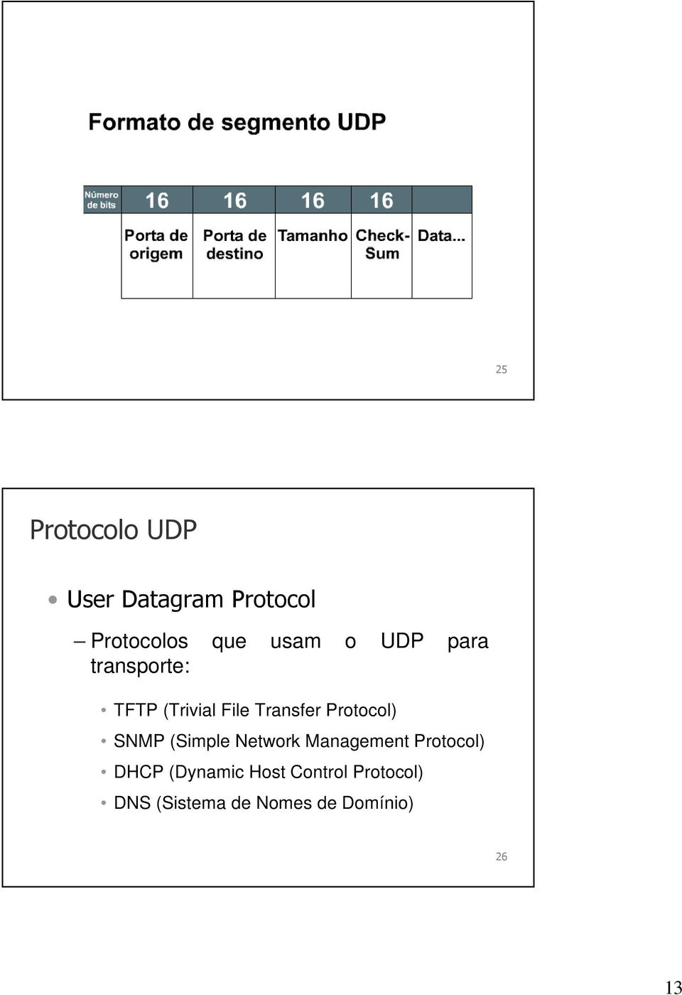 Protocol) SNMP (Simple Network Management Protocol) DHCP