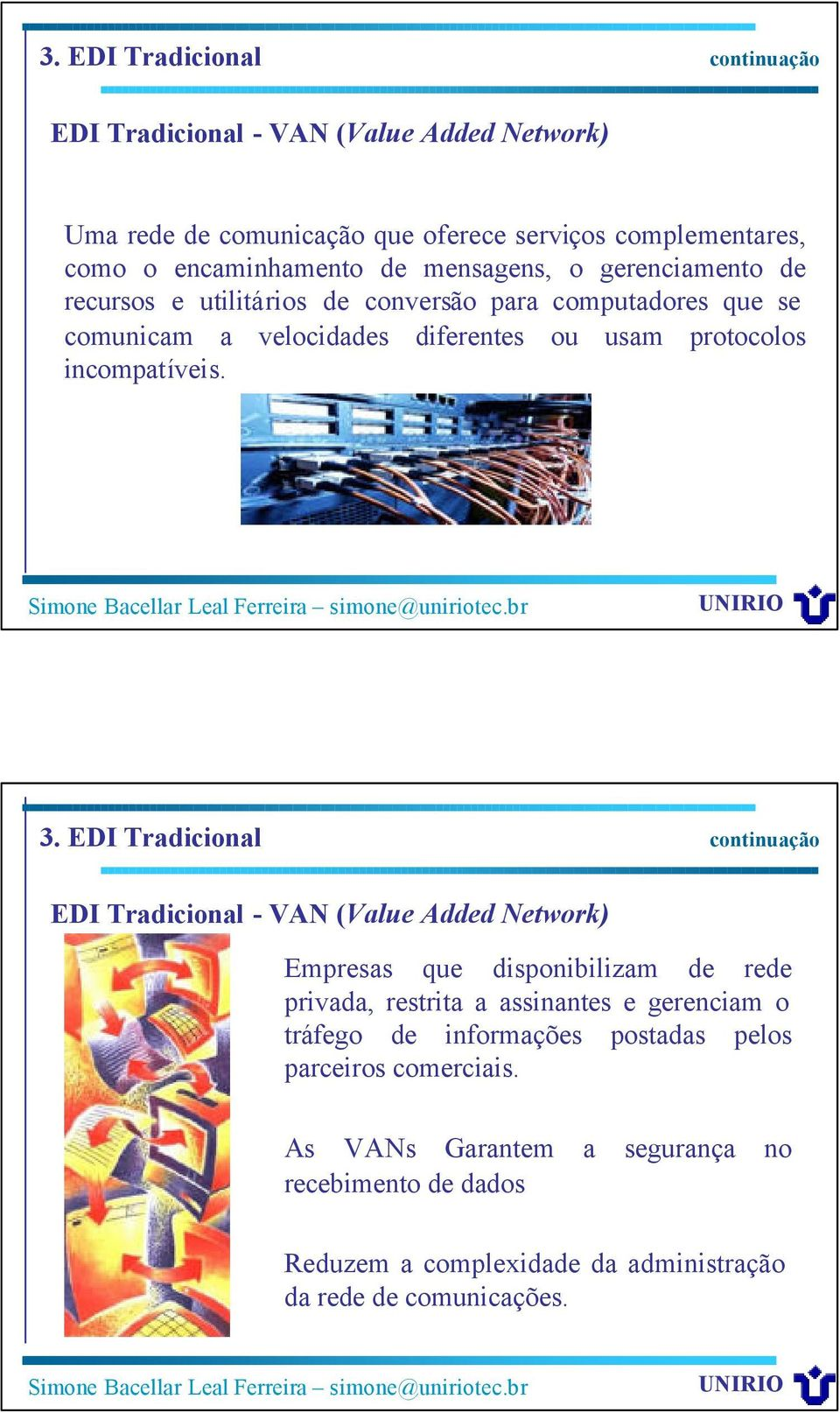 value added network in e commerce pdf