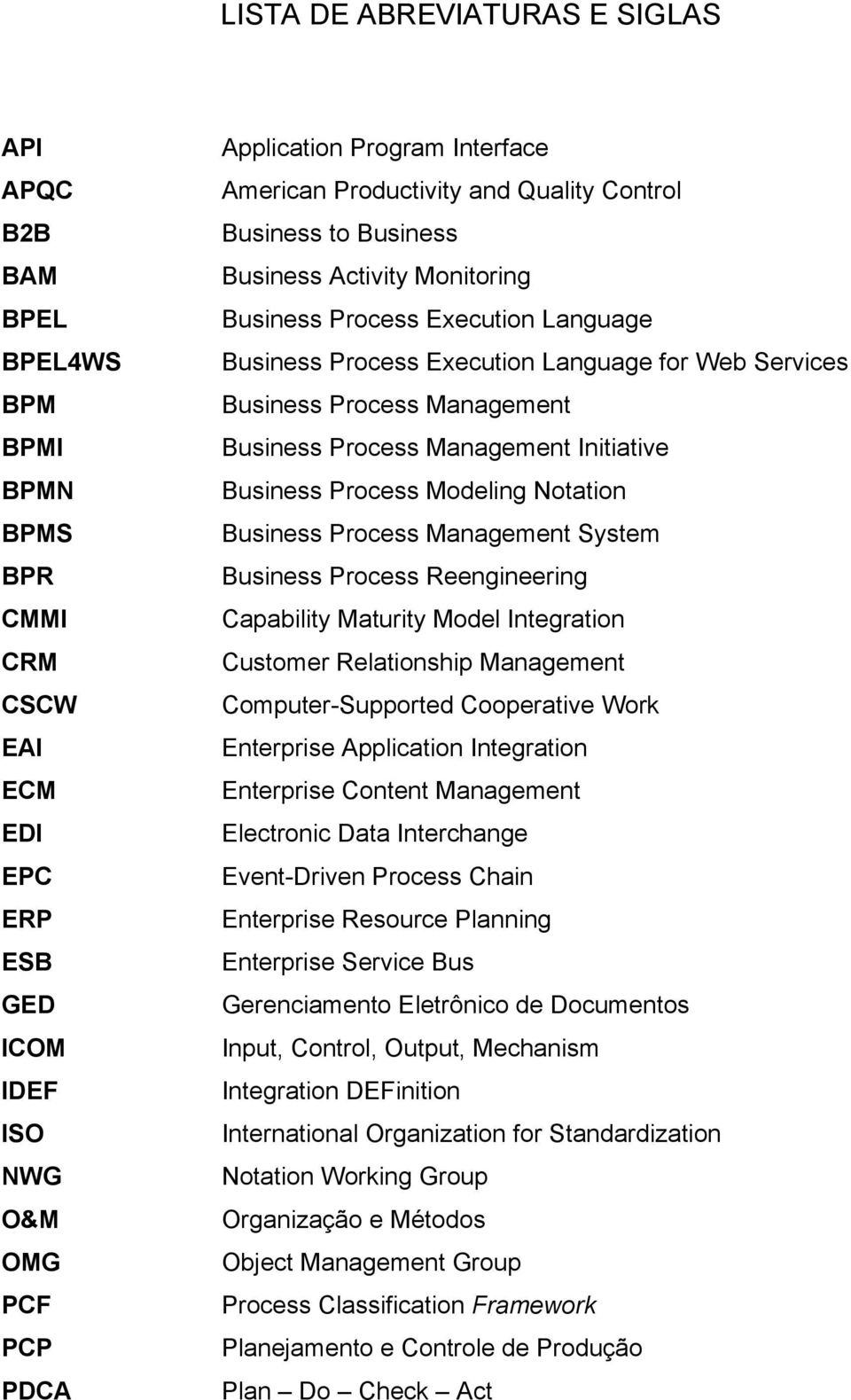 Management Business Process Management Initiative Business Process Modeling Notation Business Process Management System Business Process Reengineering Capability Maturity Model Integration Customer