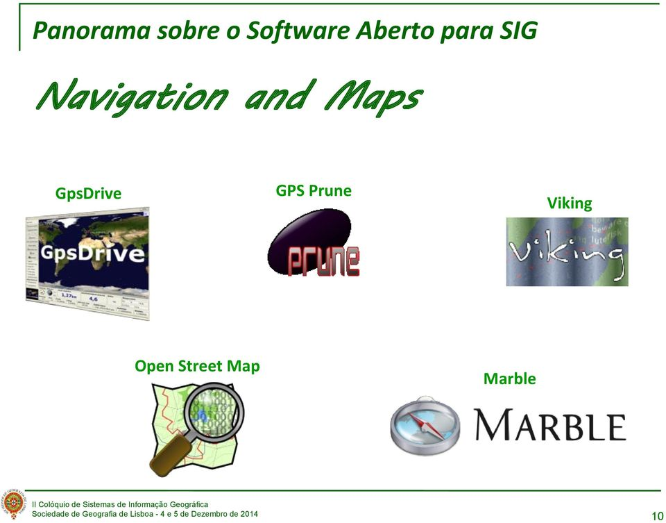 and Maps GpsDrive GPS Prune