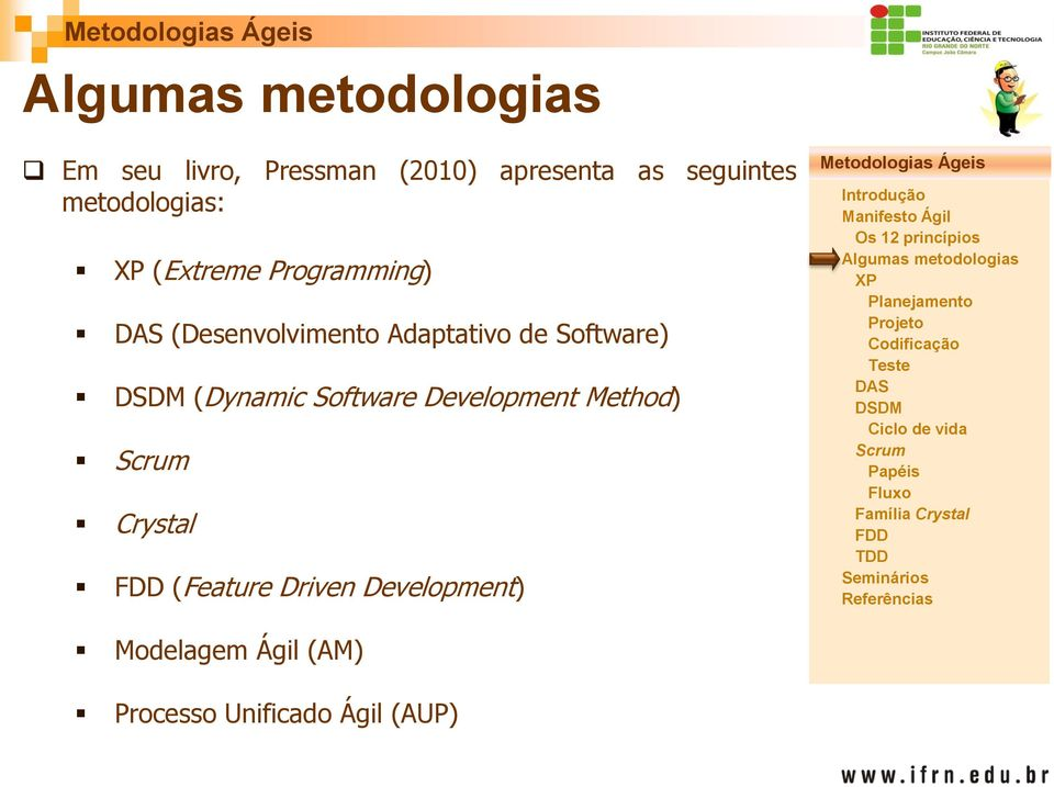 de Software) (Dynamic Software Development Method) Crystal