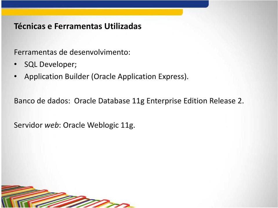 Builder(Oracle Application Express).