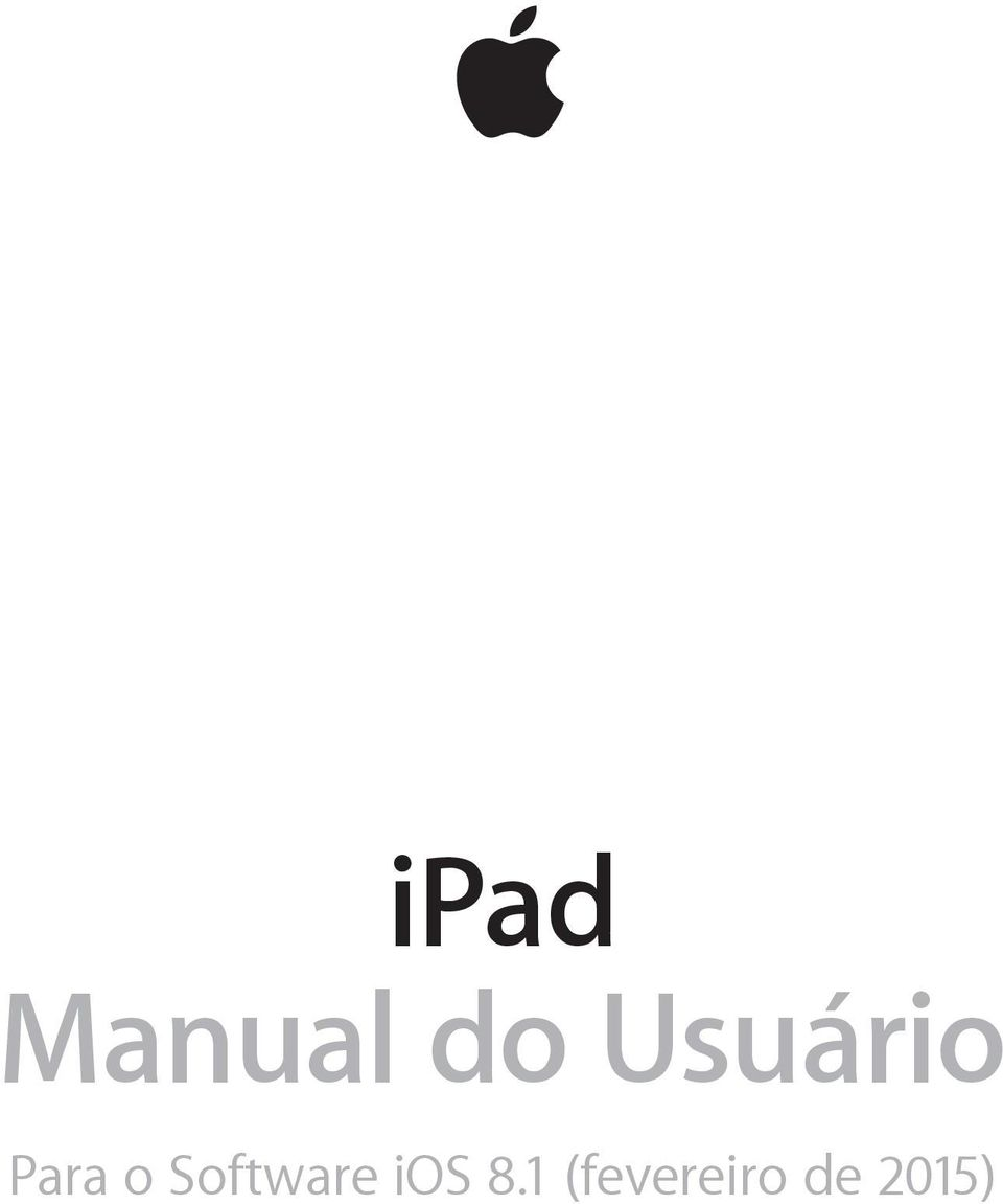 Software ios 8.