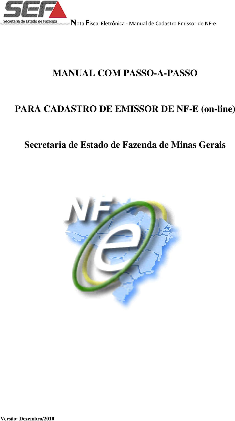 (on-line) Secretaria de Estado de