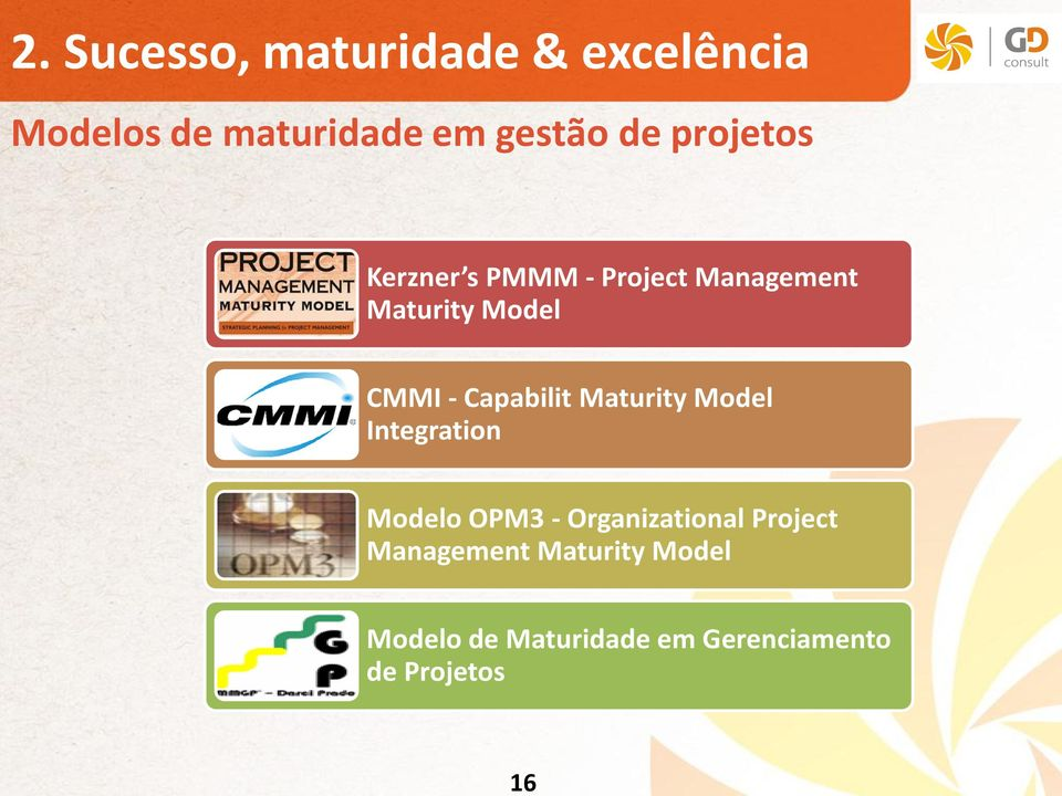Capabilit Maturity Model Integration Modelo OPM3 - Organizational