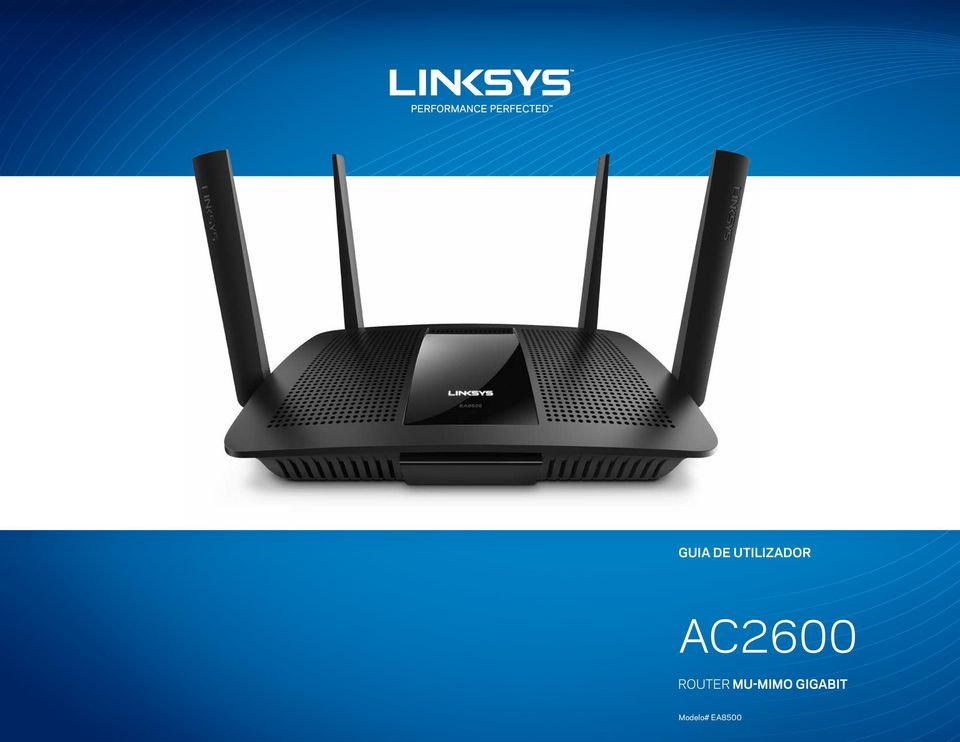 AC2600 ROUTER