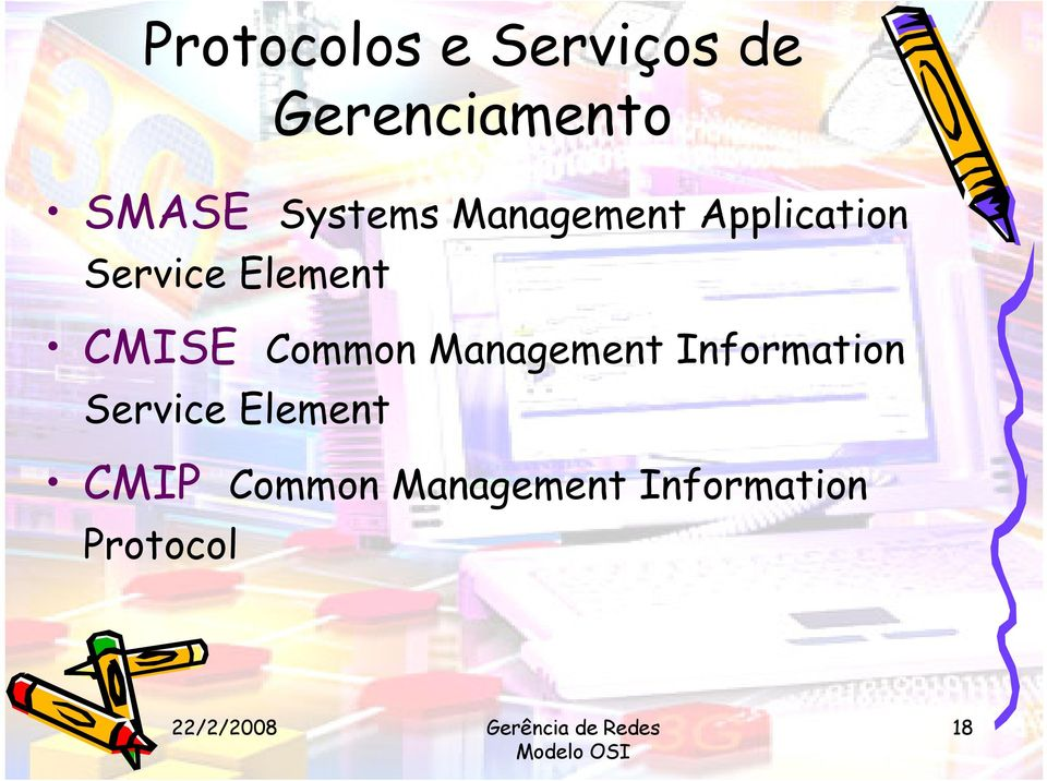 CMISE Common Management Information Service