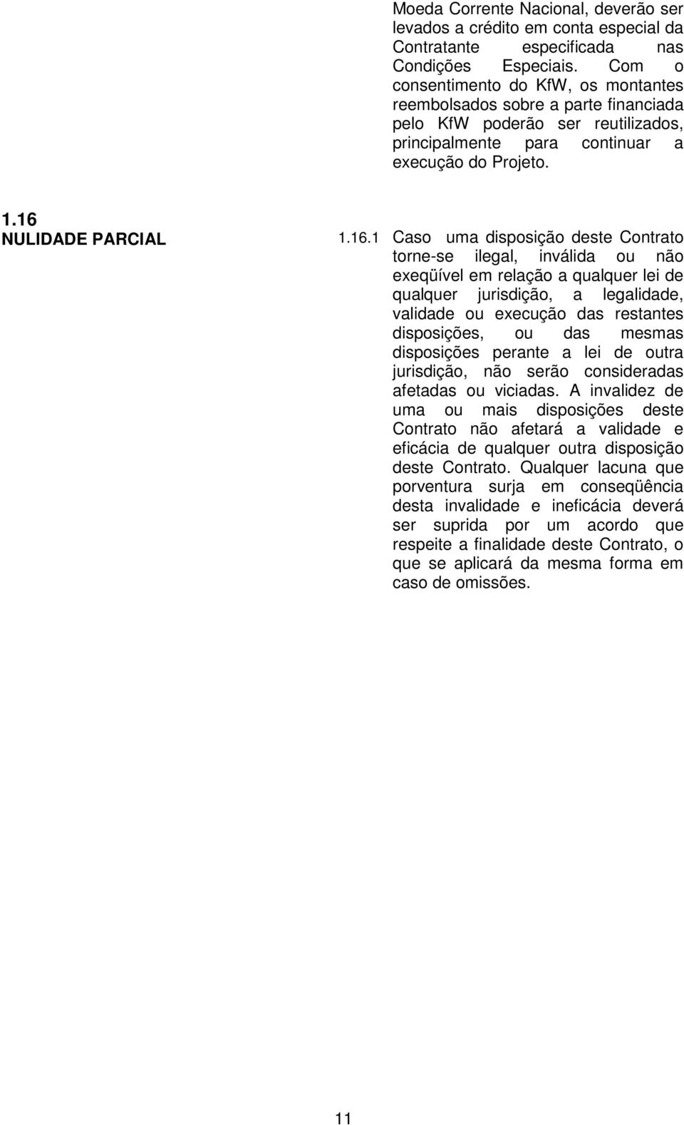 NULIDADE PARCIAL 1.16.