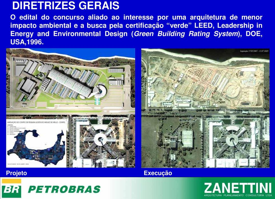certificação verde LEED, Leadership in Energy and Environmental
