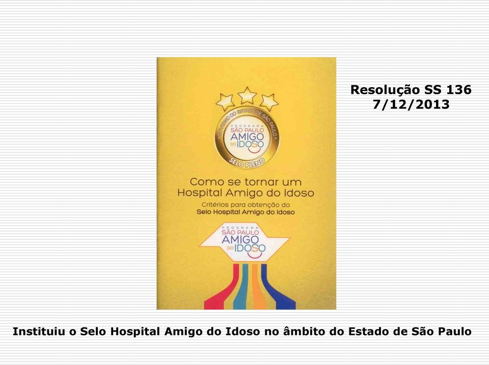Selo Hospital Amigo do