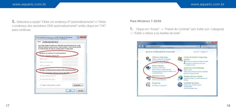continuar. Para Windows 7-32/64 1.