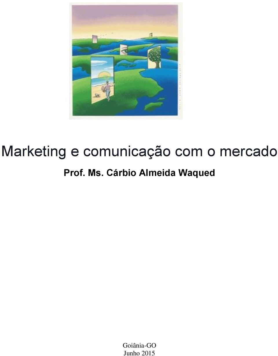 mercado Prof. Ms.