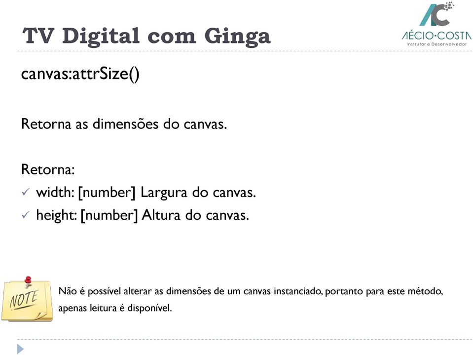 height: [number] Altura do canvas.