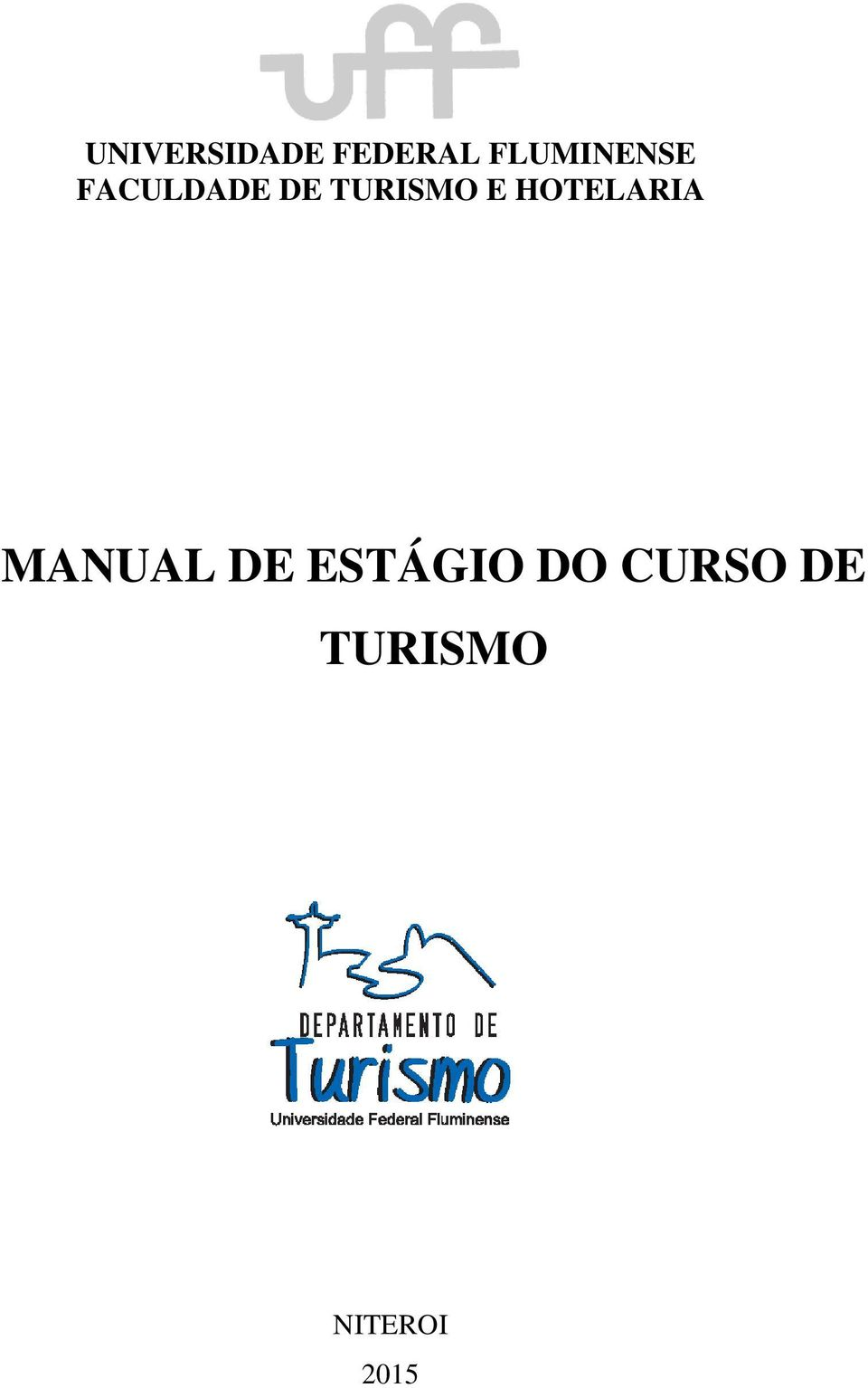 TURISMO E HOTELARIA MANUAL