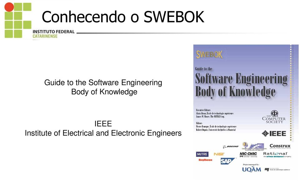 of Knowledge IEEE Institute of