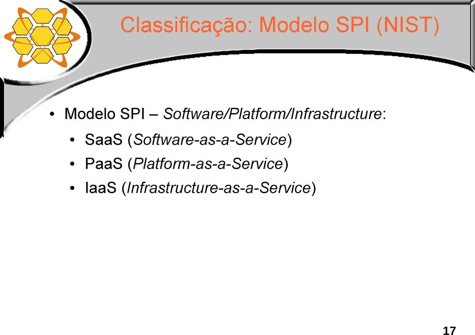(Software-as-a-Service) PaaS