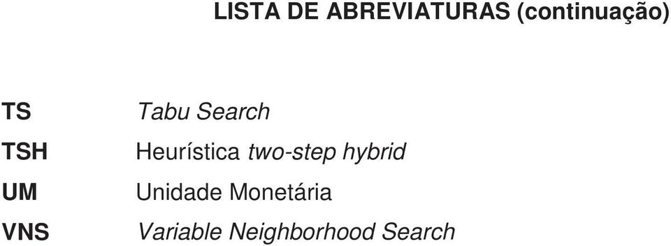 Search Heurística two-step hybrid