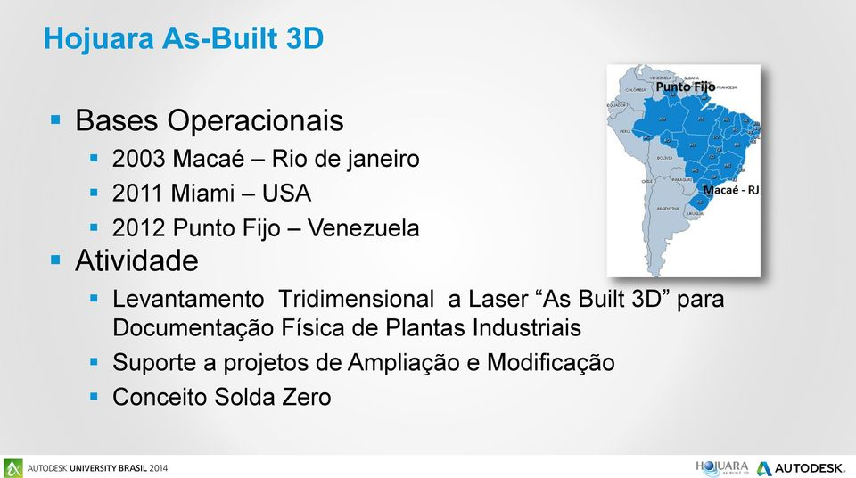 Tridimensional a Laser As Built 3D para Documentação Física de